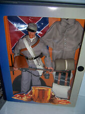 "GI JOE CIVIL WAR 12"" INCH ARMY OF VIRGINIA,1861 SOLDIER CLASSIC COLLECTION"