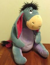 "Disney Winnie the Pooh & Friends Eeyore 12"" Kohls Cares Stuffed Animal Plush Toy"