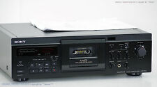 Sony tc-ka6es high-end cassette Tape Deck es-serie!!! revisadas + 1j. garantía!!!