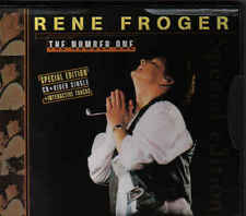 Rene Froger-The Number One Special Edition  CD+Video single