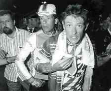 FRANCESCO MOSER SEM SKILL RALEIGH cyclisme Cycling ciclismo Press Photo