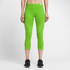 Nike Women's Pro Hypercool Crop 3/4 Capri Leggings, Dri-Fit, Small, BNWT