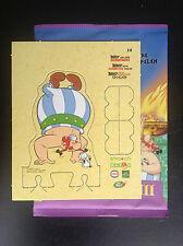 Carte Personnage N° 14 Astérix aux jeux Olympiques Match Cora ETAT NEUF