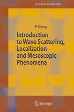 Springer Series in Materials Science Ser.: Introduction to Wave Scattering,...