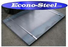 Steel sheet 1.6 mm thick, 1830x1220 aprx  Mulit use, Lots more see below..