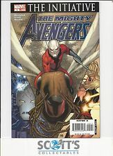 Mighty Avengers  #5  VF+   (The Initiative)
