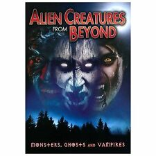 Alien Creatures from Beyond: Monsters, Ghosts & Vampires - DVD New / Sealed RARE