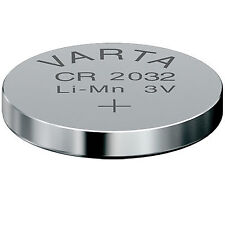100x CR2032 * VARTA * KNOPFZELLEN * LITHIUM CR2032 BATTERIE - lose ORIGINAL WARE
