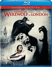 AN AMERICAN WEREWOLF IN LONDON restored  - Sealed Region free for UK