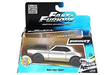 JADA 97186 - 1/32 SCALE 1967 CHEVY CAMARO OFF ROAD SILVER FAST AND FURIOUS