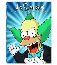 Die Simpsons  - 11 Season komplett - 4 DVD Box - Neu u. OVP