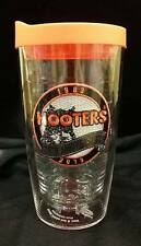 Tervis Tumbler HOOTERS 30th Anniversary Limited Edition 2013 16 oz NEW OWL Lid O