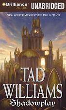 Shadowplay Tad Williams Unabridged 25 CD's