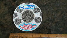 Advertising OREO COOKIE MAGNET For the Kid in All of Us! 2 in 1!