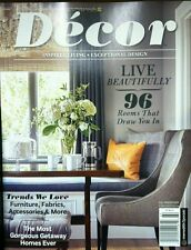 DECOR FALL WINTER 2016 cottage garden journal living french country flea market