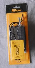 Nikon AR-10 Twin Dual Mirror up Cable Release for bellows + 2 pin cameras /drive