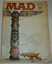 MAD Magazine Ambulance Chasers & Blue Chips October 1962 121314R2