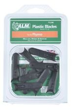 Flymo Hover Lawnmower Plastic Blades x10 for HV280 HV2800 Microlite Minimo