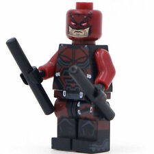 New Daredevil Marvel Super Hero Minifigure Building Toys Custom Lego