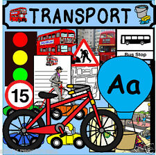 TRANSPORT  JOURNEYS CD topic theme  teaching resources KS1 EYFS childminder