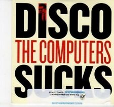 (DI7) The Computers, Disco Sucks - 2013 DJ CD