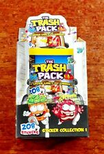 The Trash Pack Yellow Sticker Collection - 50 Packs of Stickers - The Gross Gang