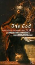 One God: Psalms and Hymns from Orient and Occident New CD