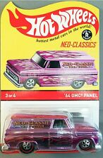 HOT WHEELS RLC NEO CLASSICS SERIES 13 '64 GMC PANEL 1/4,000
