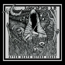 ABOLITION A.D. - After Death Before Chaos CD, NEU