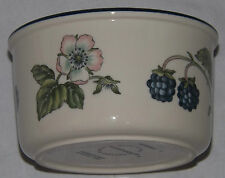Wedgwood Bramble Pattern Deep Pot Dish 'Oven To Table' Bramble1 #18