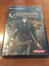 Castlevania Curse of Darkness [Brand New & Sealed] (PS2 Playstation 2)