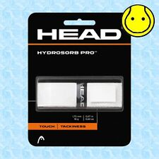 Head Hydrosorb Pro White - Touch - Tacky - Replacement Tennis Grip