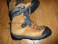 LA SPORTIVA MOUNTAIN MOUNTAINEERING SUEDE LEATHER HIKING BOOTS MEN'S 9.5 - 10 43