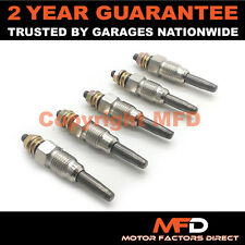 5X FOR DAEWOO MUSSO 2.9 (2000-) DIESEL HEATER GLOW PLUGS PLUG FULL SET NEW
