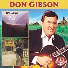 My God Is Real/I Walk Alone by Don Gibson (CD, Mar-2006, Collectables)