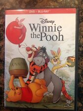 Winnie the Pooh (Blu-ray/DVD, 2011, 2-Disc Set)Authentic US Release Scratch Free