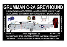 RVHP Models 1/72 Grumman C-2 Greyhound Conversion Set - VRC-30 DET-3