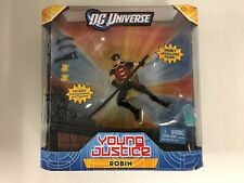 Young Justice ROBIN DC Universe Mattel Factory Sealed