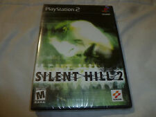 FACTORY SEALED BRAND NEW PLAYSTATION 2 PS2 VIDEO GAME SILENT HILL KONAMI RARE