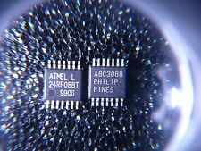 ATMEL 24RF08 EEPROM AT24RF08BT SOP8  ** NEW **