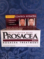 PROSACEA GEL Rosacea Treatment Homeopathic Medicated  Sulpur 1X Aloe Vera Gel