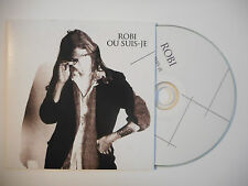 ROBI : OU SUIS - JE ♦ CD SINGLE PORT GRATUIT ♦