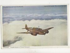Beaufort Torpedo Bomber Vintage Aviation Postcard 160b