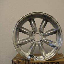ROTA RB R WHEELS  17x8.5  4x114.3 +4 RS DATSUN 240Z 280Z 280ZX