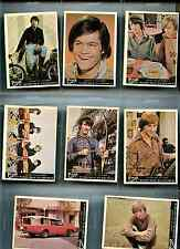 Vintage Lot of 15 The Monkees Trading Bubble Gum Cards Raybert  1967