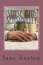 Sense and Sensibility by Jane Austen (1811, Paperback)