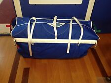 """Spinnaker Turtle Deck Launch Bag New 40""""x16""""x18"""" Boat Show Discount"""