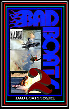 Drag Boat Racing BAD BOATS 2, TOP FUEL HYDROS, a Main Event Entertainment DVD