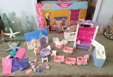 "Vintage Barbie ""Shelly"" Nursery School Playset - Acrotoys 1990s"