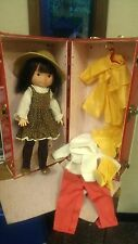 Fisher Price My Friend Doll - Jenny w/Red Hard Case & Accessories